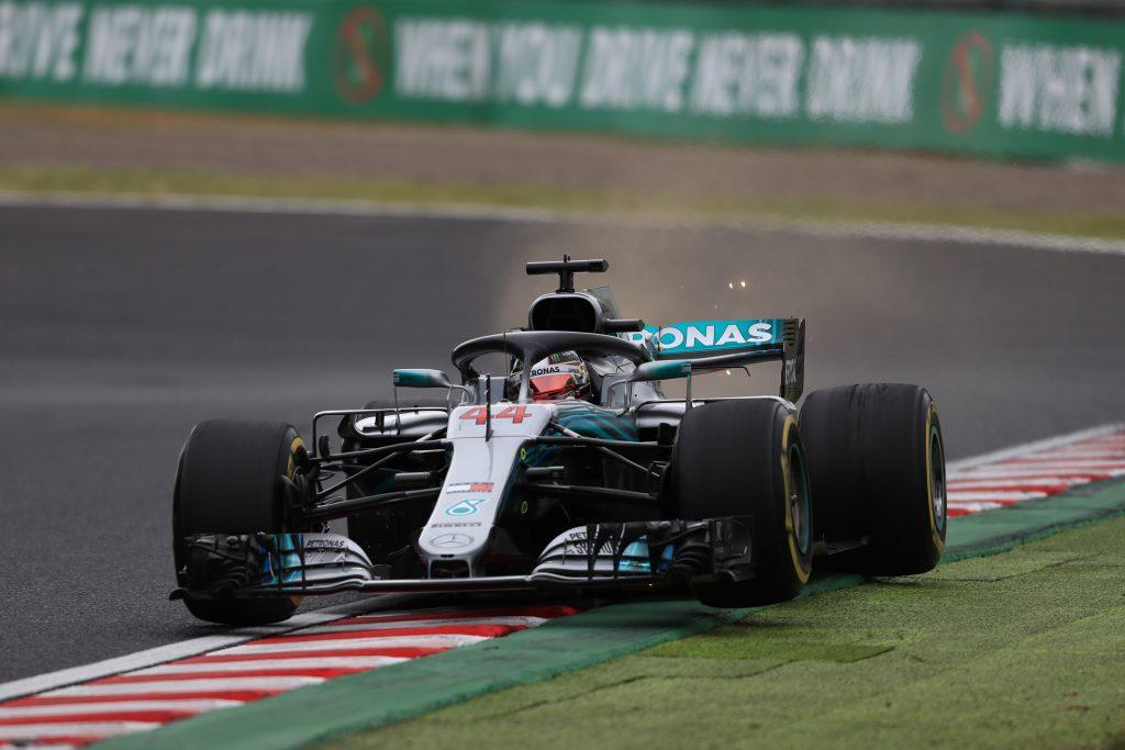 F1 Formula 1 Lewis Hamilton Mercedes Toto Wolff Jaanese Grand Prix
