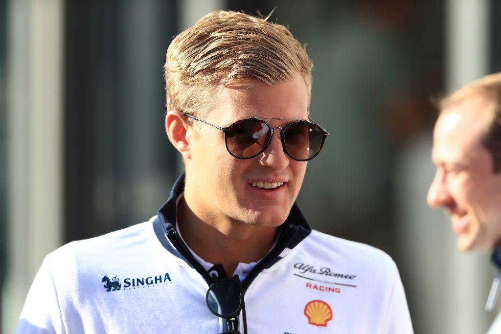 Ericsson Chip Ganassi IndyCar