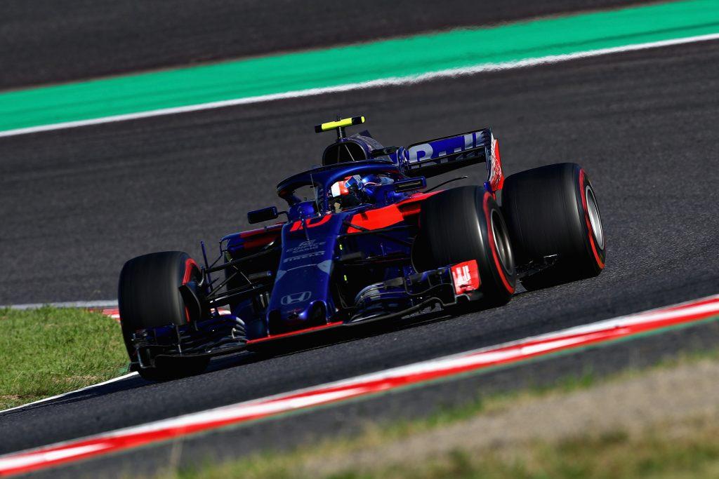 F1 Formula 1 Red Bull Japanese grand Prix Toro Rosso