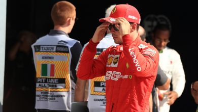 Photo of Leclerc: Jules' memory always associated with Suzuka