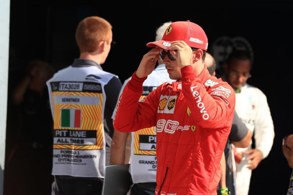 F1 Formula 1 Charles Leclerc Jules Bianchi Japanese grand prix