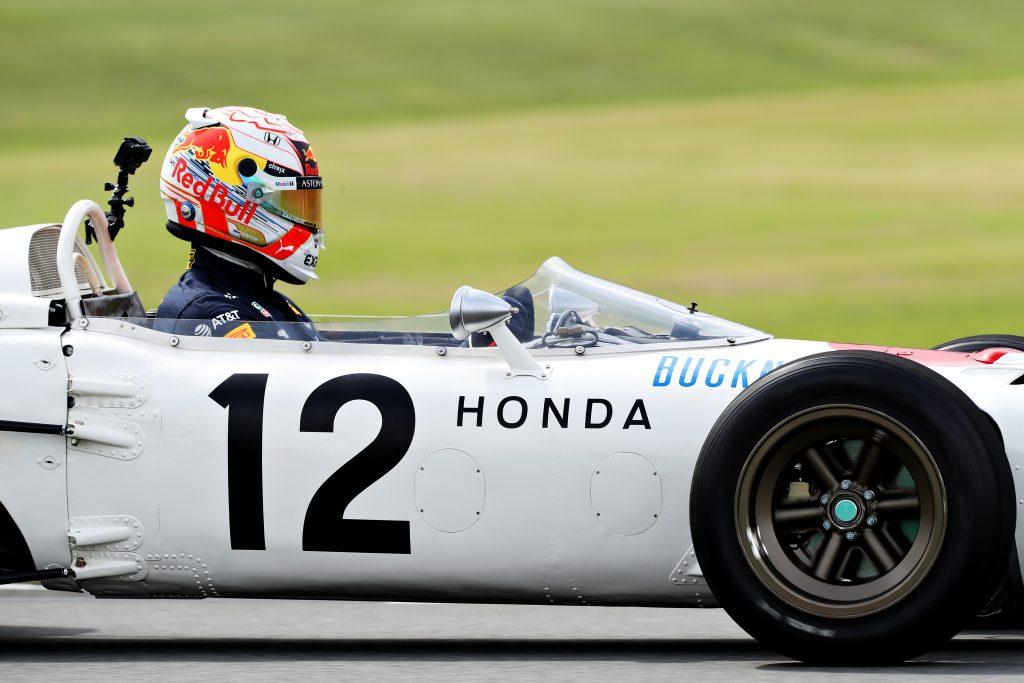 F1 Formula 1 Indycar Honda Takuma Sato Max Verstappen
