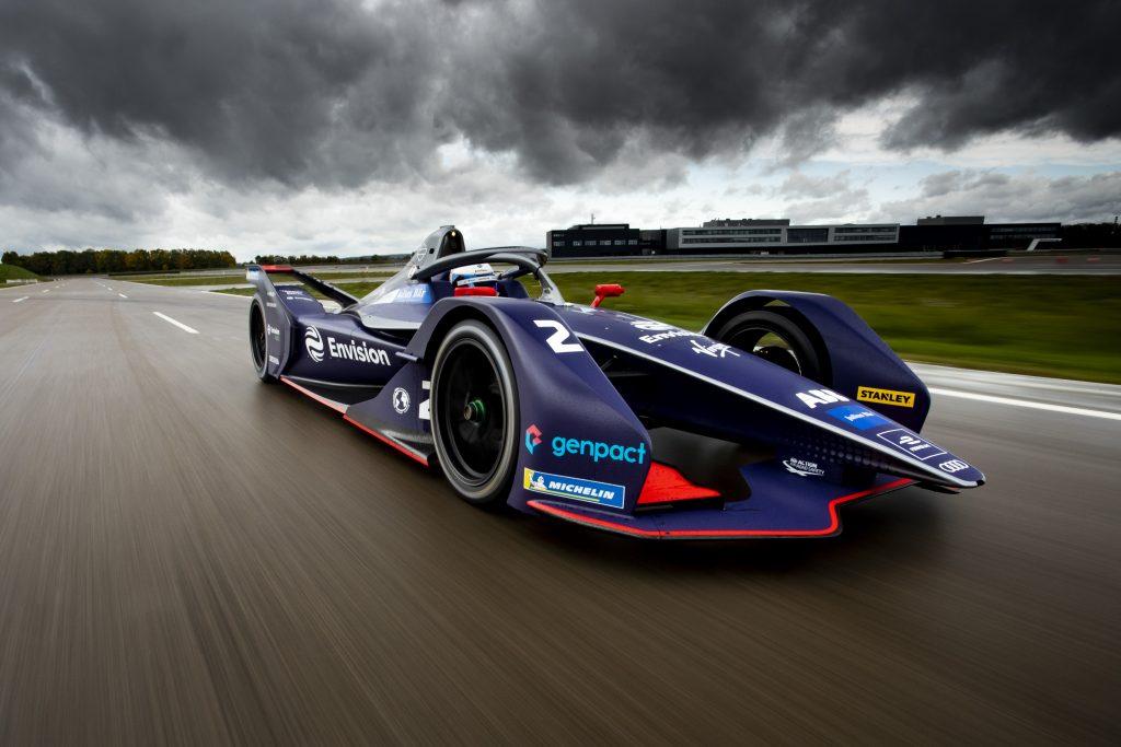 Envision Virgin Racing