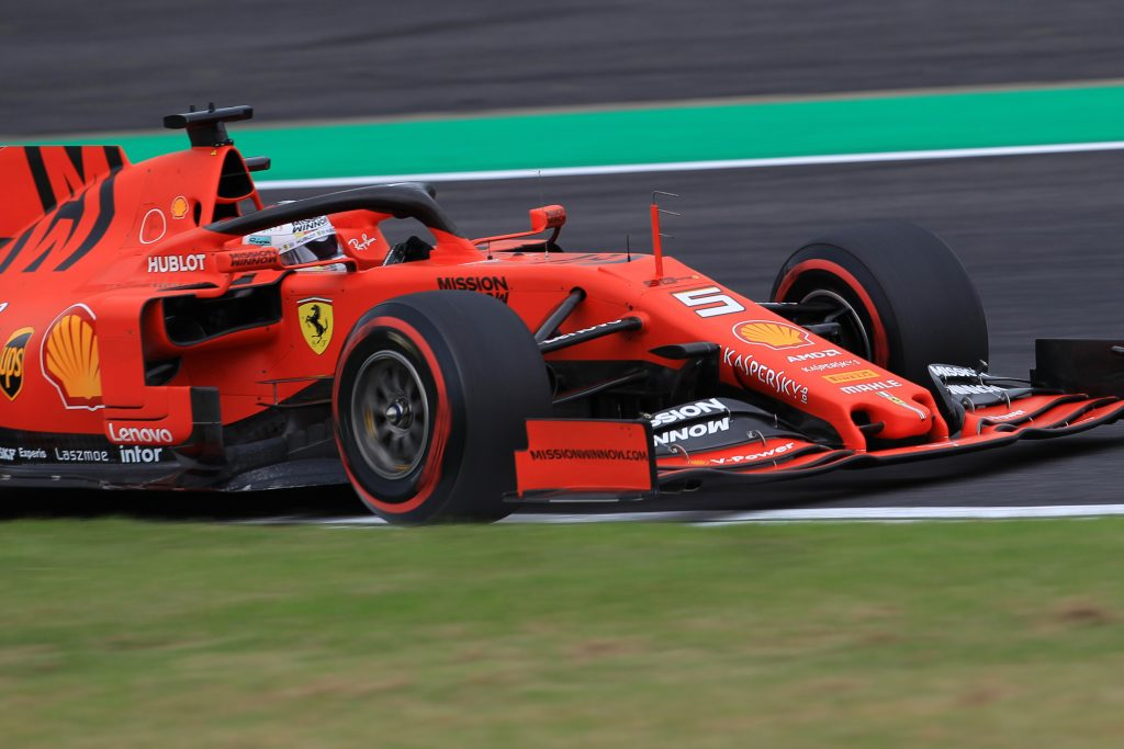 F1 Formula 1 Japanese Grand Prix Suzuka Ferrari Leclerc Vettel