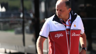 Photo of Vasseur: Alfa to decide on Giovinazzi's future soon