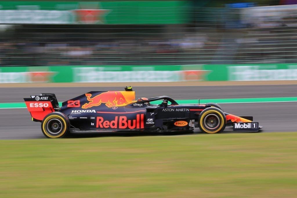 Red Bull Alex Albon Japanese Grand Prix Suzuka