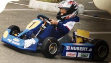 Photo of Anthoine Hubert's kart returned to family
