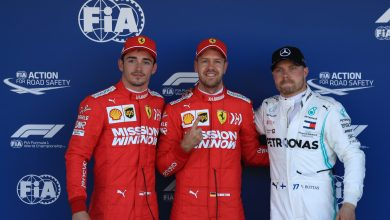 Photo of Vettel takes pole position in Japanese qualifying