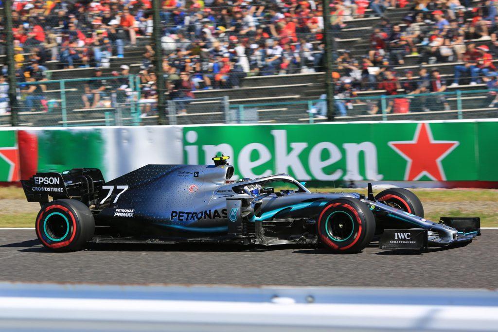 F1 Formula 1 Formula One Mercedes Toto Wolff Valtteri Bottas Lewis Hamilton