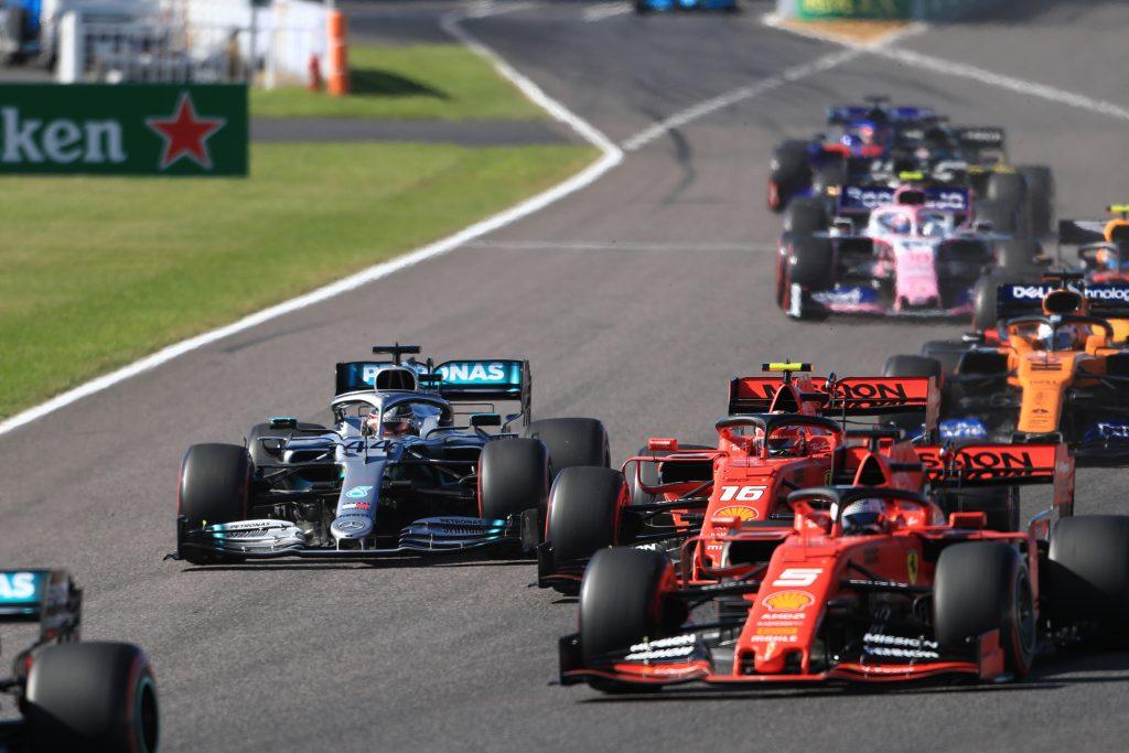 F1 Formula 1 Formula One Japanese Grand Prix Results