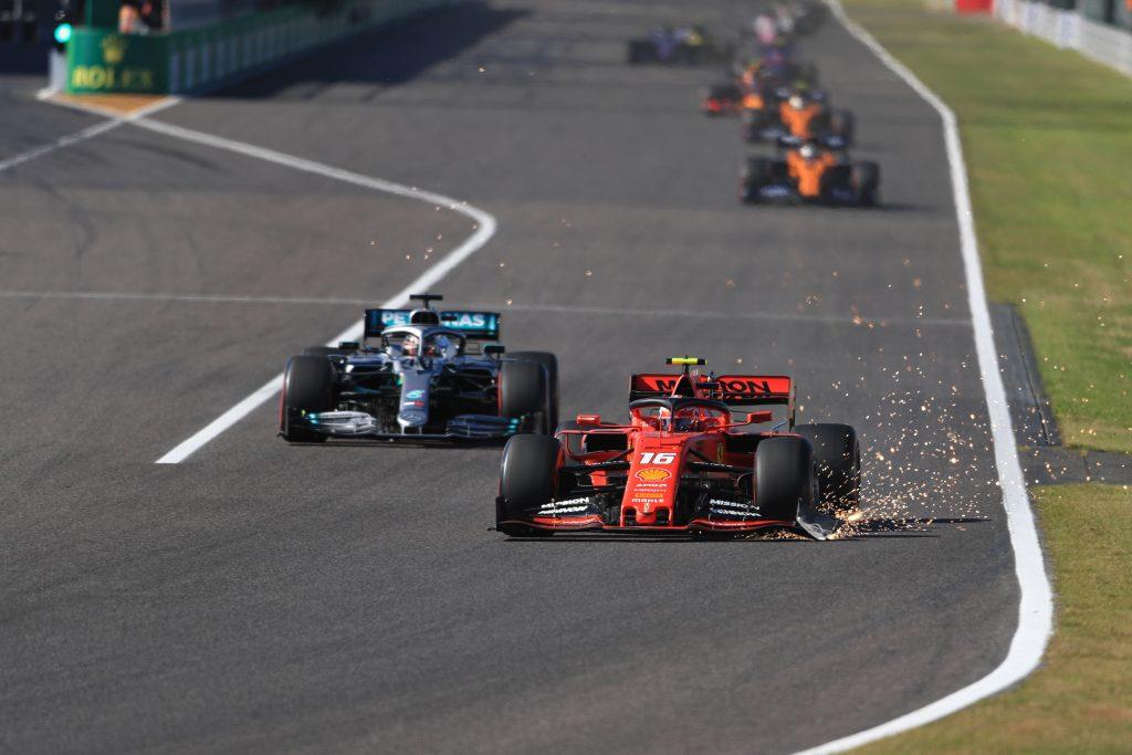 F1 Formula 1 Japanese Grand Prix Charles Leclerc