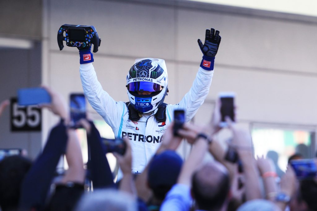 F1 Formula 1 Formula One Mercedes Valtteri Bottas