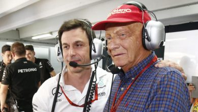 Photo of Wolff dedicates championship success to Niki Lauda