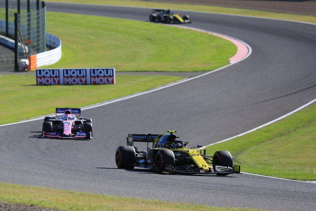 Renault Racing Point Japanese Grand Prix Suzuka 2019