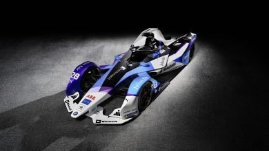Photo of BMW season 6 livery unveiled