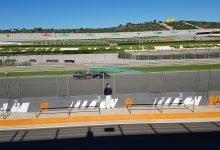 Photo of Formula E testing day 1 session 1