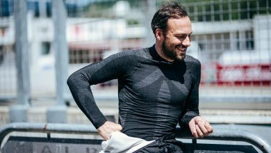Photo of Paffett to be Mercedes reserve driver