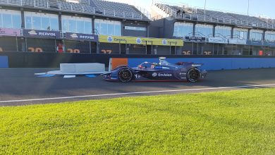 Photo of Formula E testing – day 2 session 1