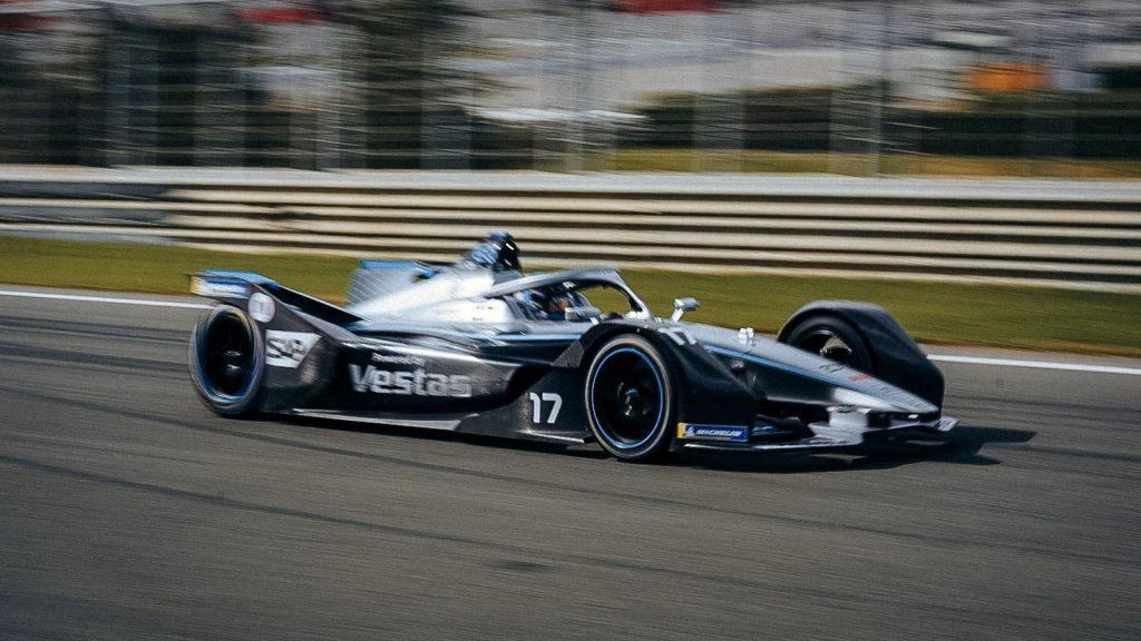 Formula E Champion Jean-Eric vergne Lewis Hamilton Mercedes