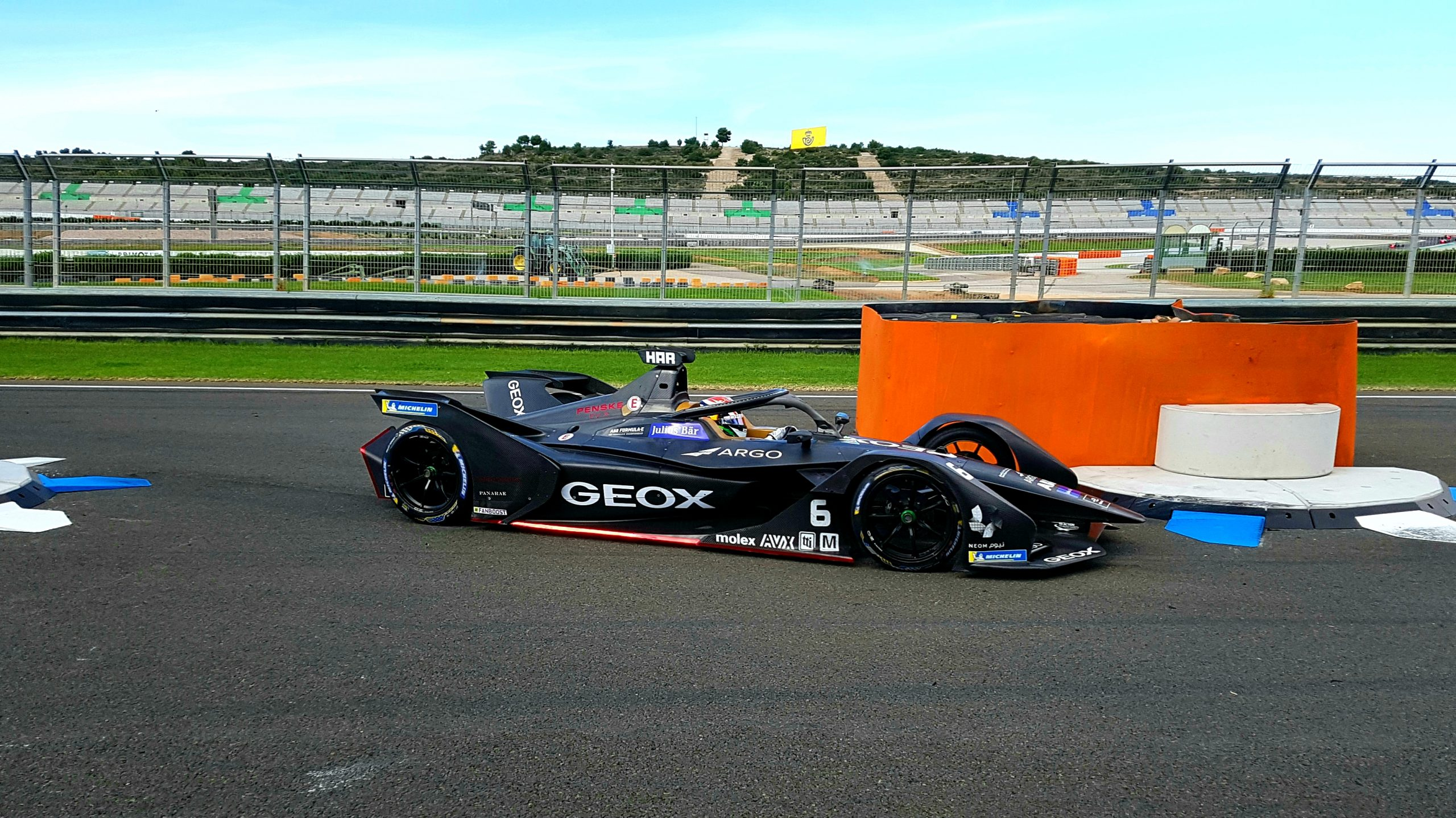 Hartley ready for the 'real challenge' of Formula E