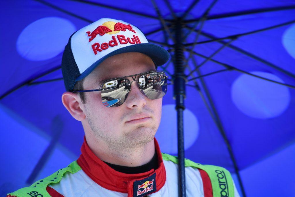Patricio O'Ward Red Bull IndyCar