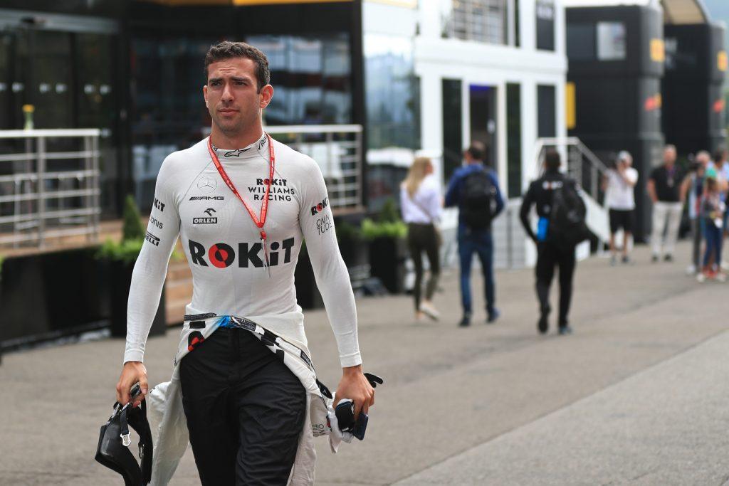 Nicholas Latifi Williams Formula 1