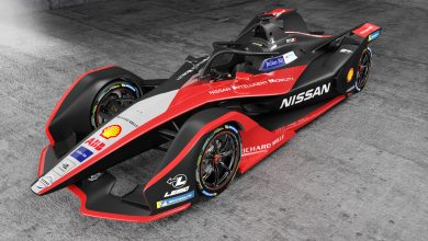 Photo of Nissan e.dams debut new season 6 livery