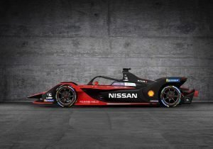 Nissan e.dams season 6 livery