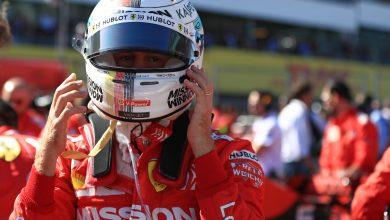 Photo of Vettel: Red Bull favourites again, but can be beaten in Mexico