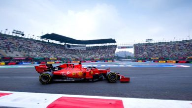 Photo of Vettel untouchable in practice as Ferrari show their hand