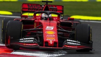 Photo of Vettel 'didn't peak' when needed in qualifying