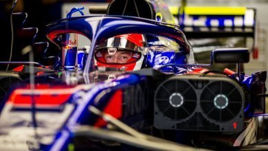Photo of Time penalty for Daniil Kvyat after last lap clash