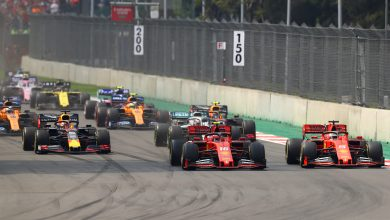 Photo of Hamilton & Vettel: We race Verstappen differently to others