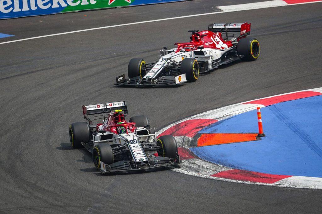 F1 Formula 1 Alfa Romeo FCA Group