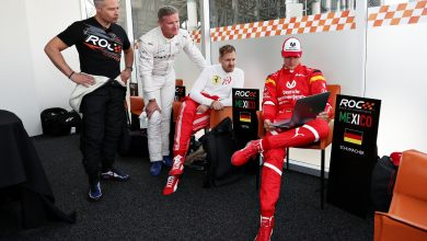 Photo of Schumacher on Vettel: 'What my dad was to Seb, he is to me'