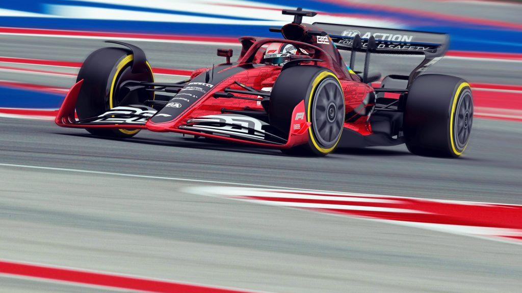 F1 Formula 1 technical regulations 2022 postponed