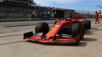 Photo of LIVE: Qualifying – 2019 US Grand Prix