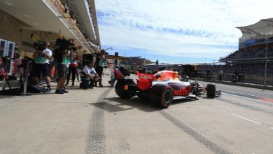 Photo of Qualifying Results – 2019 United States Grand Prix