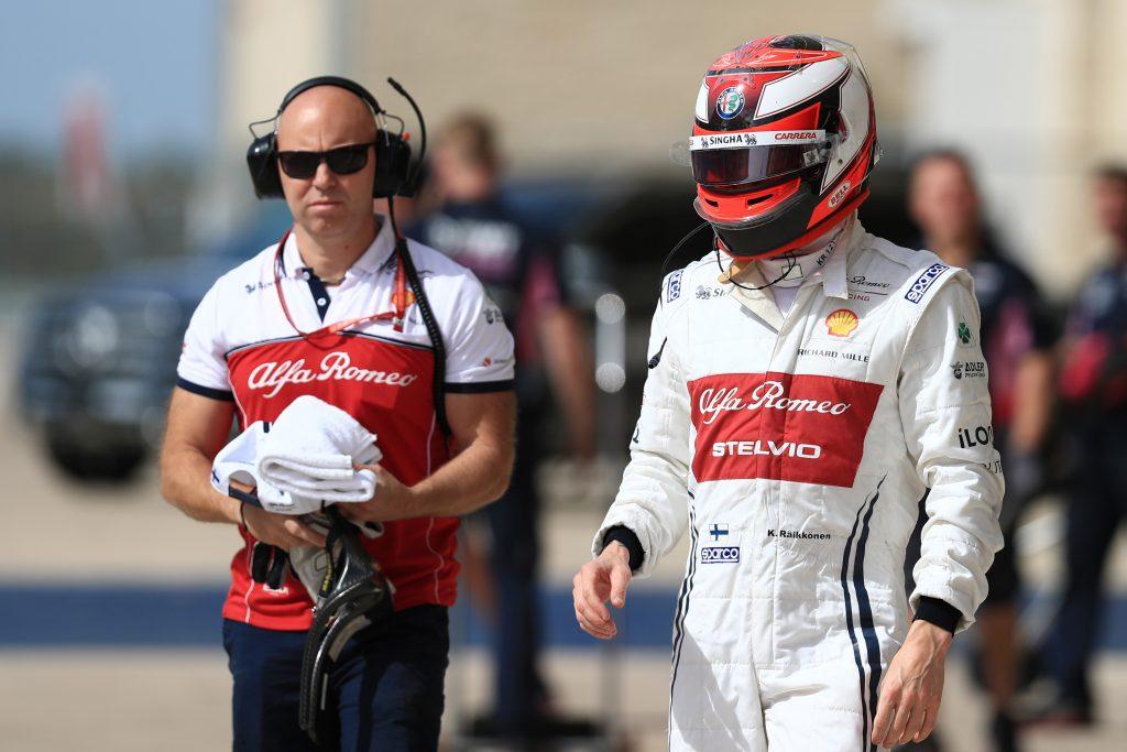 F1 Formula 1 Formula One Alfa Romeo Kimi Raikkonen Antonio Giovinazzi