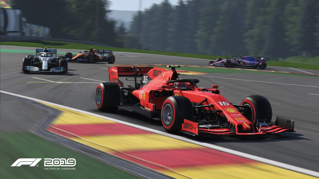 Win a copy of the official 2019 F1 game by Codemasters!