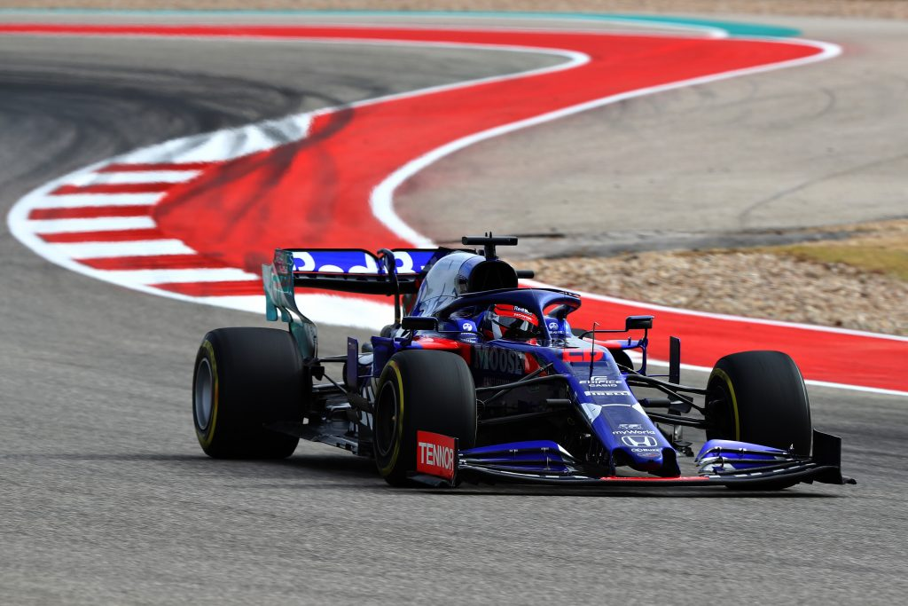 F1 Formula 1 Formula One Daniil Kvyat Toro Rosso