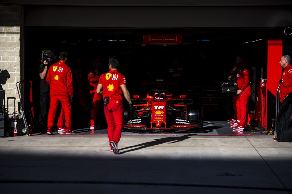 F1 Formula 1 Formula One United States Grand Prix Ferrari Verstappen