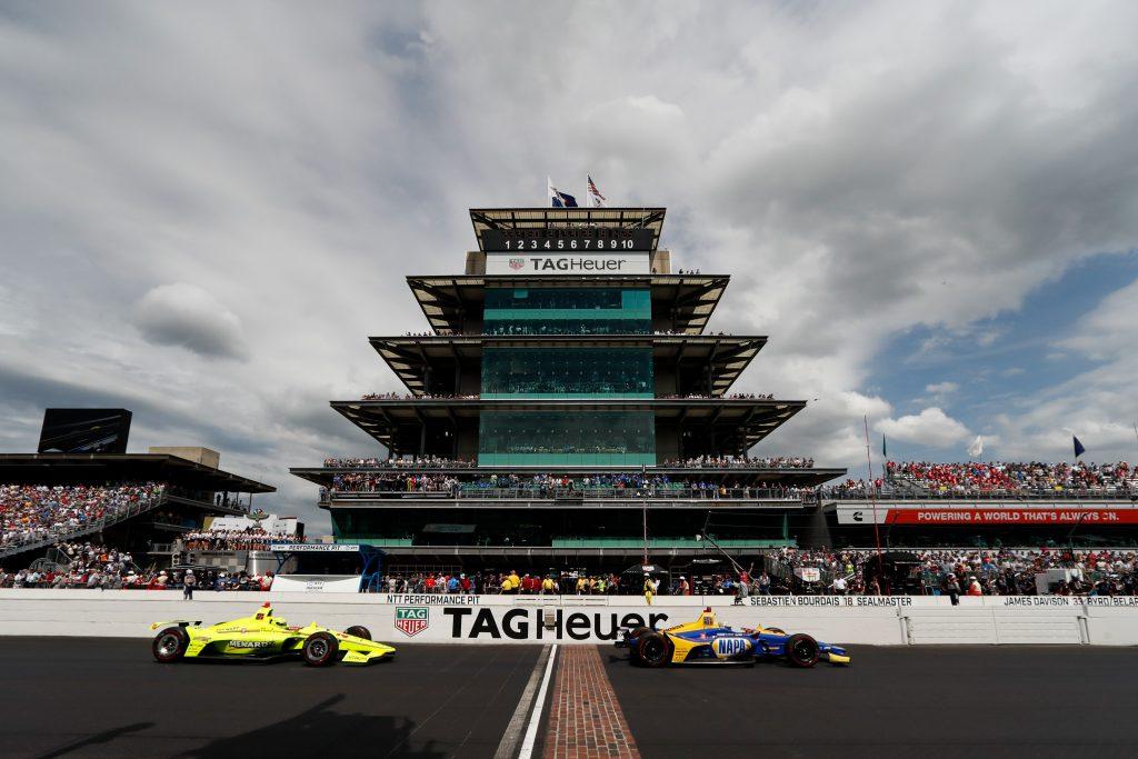 Formula 1 IndyCar Indianapolis Roger Penske