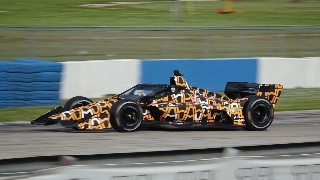 McLaren livery 2020