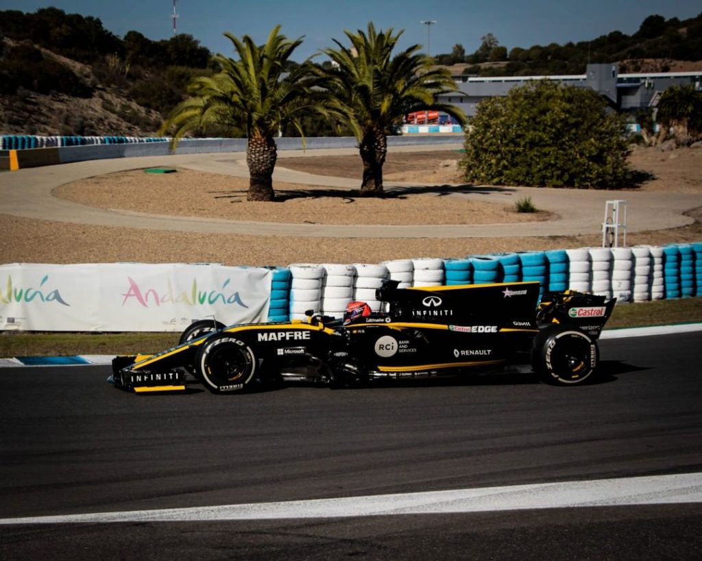 F1 Formula 1 Formula One Christian Lundgaard Renault