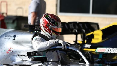 Photo of Mercedes: Brake switch slowed Hamilton in US qualifying