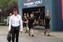 Photo of Wolff won't attend Brazilian GP after Merc title wins