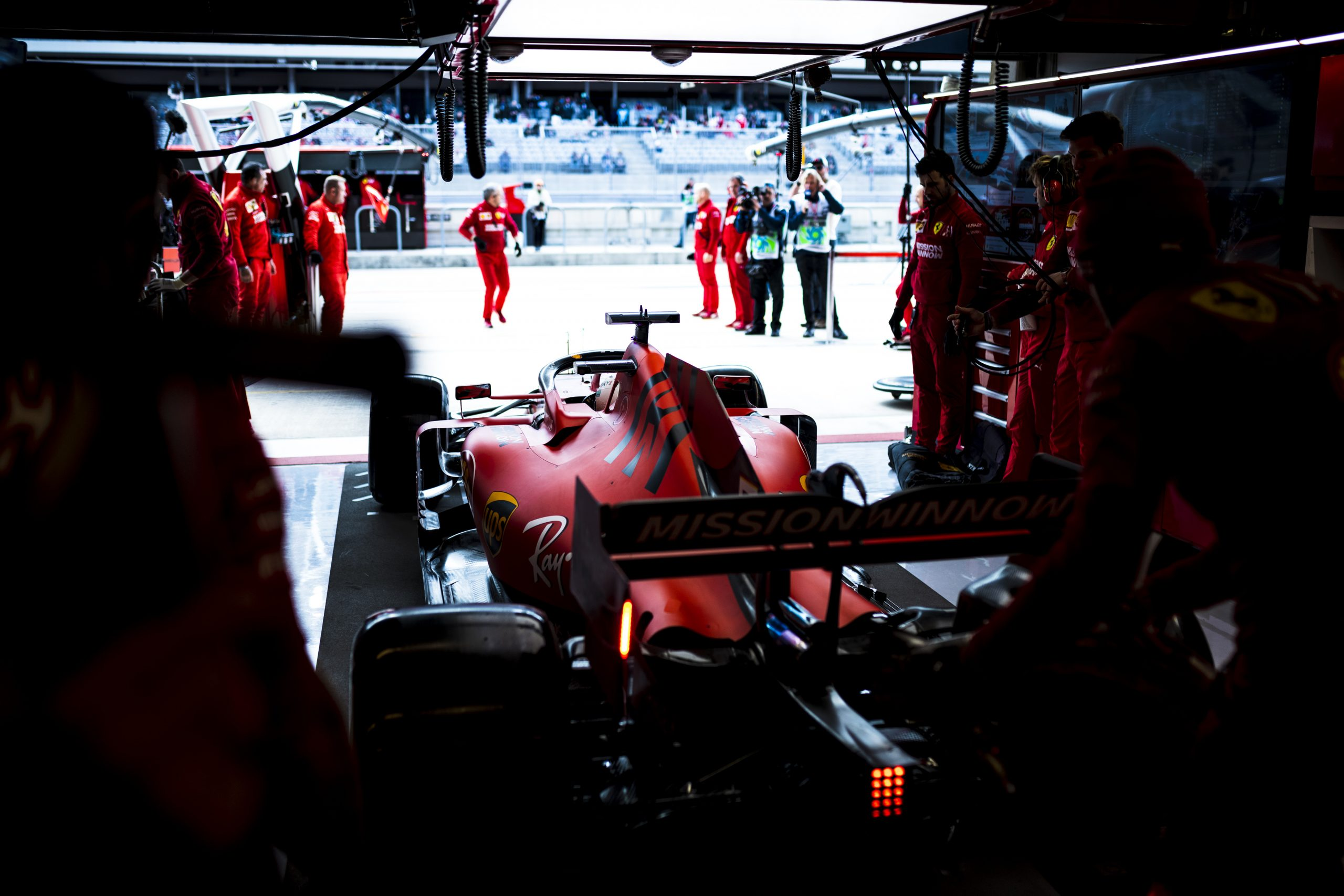 FIA fuel flow measurement F1 Formula 1 Formula One Brazilian Grand Prix technical directive