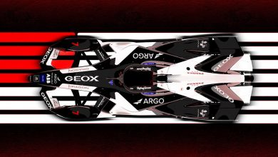 Photo of Geox Dragon reveal their season 6 livery