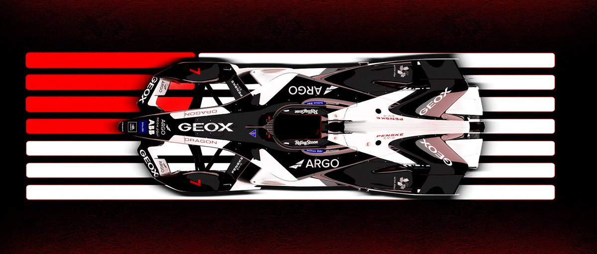 Geox Dragon reveal their season 6 livery
